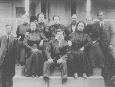 Family of John & Matilda Choate