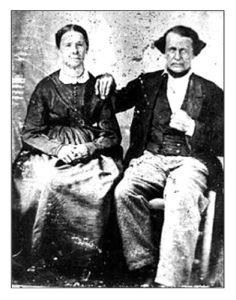 Photo of William  S. Crouse & Jane Fender Crouse