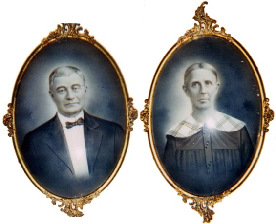 Shadrack and  Matilda Johnson